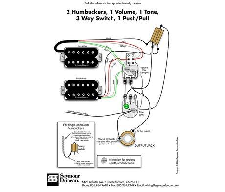 双线圈拾音器常用电路图 之三