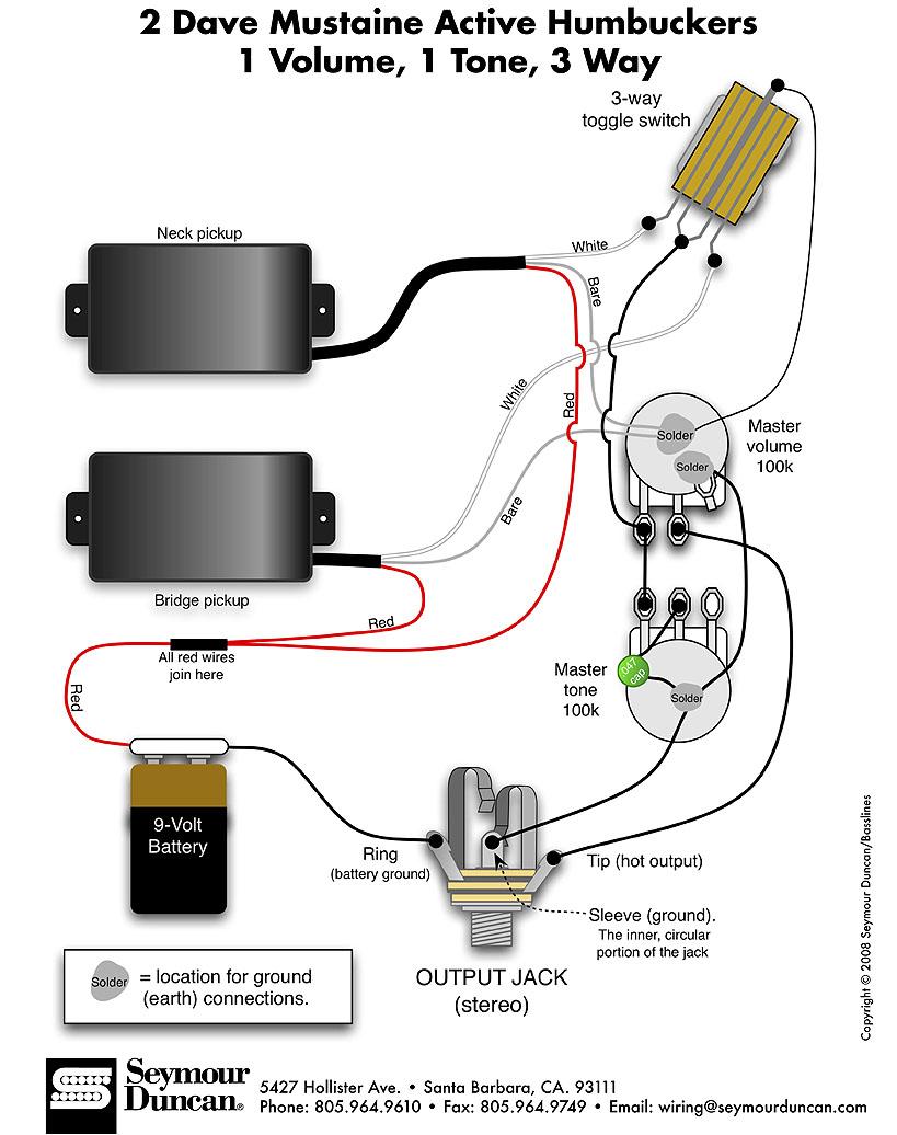 主动拾音器常用电路图 之二